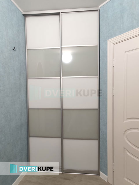 Двери купе лакобель на заказ Киев